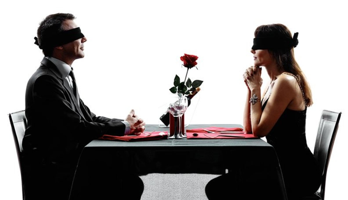 what is a blind date