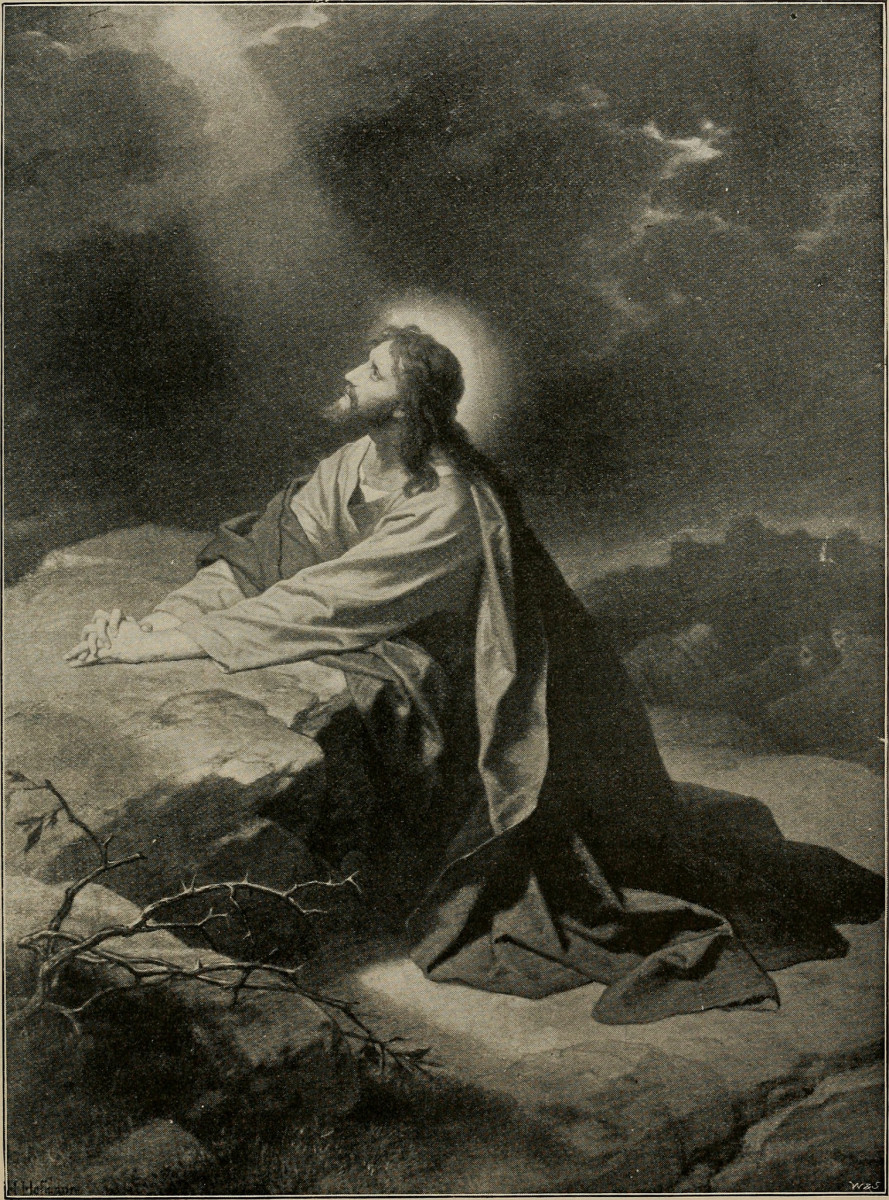 Image from page 1126  of The art Bible, comprising  the Old and new Testaments  with numerous illustrations 1896.