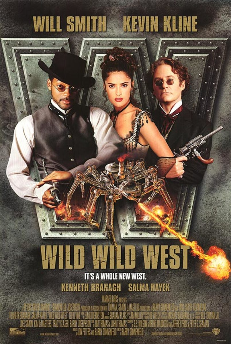 Should I Watch..? 'Wild Wild West'