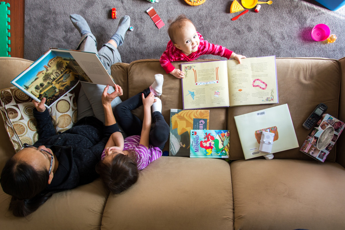 Parent's Guide On Reading Stories To Children
