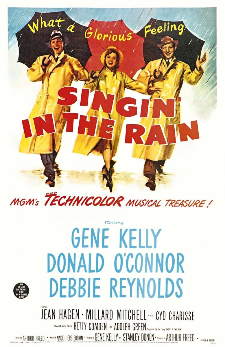 Should I Watch..? Singin' In The Rain