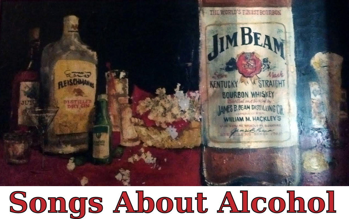 10 Great Songs About Alcohol