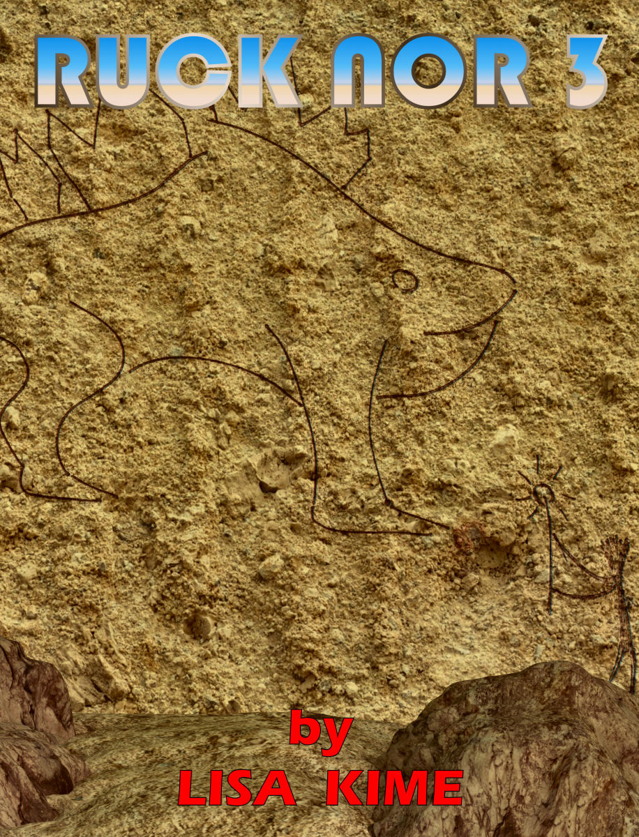 YA Book Review: Ruck Nor 3: The Cothap Caves
