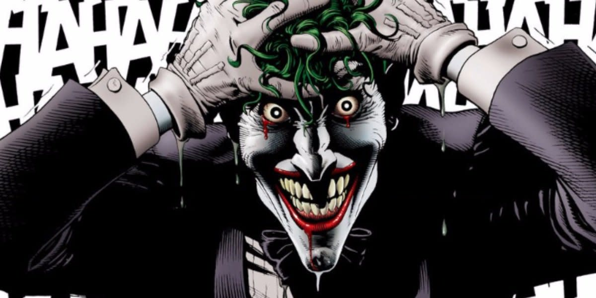 Top 5 Evil Acts of the Joker