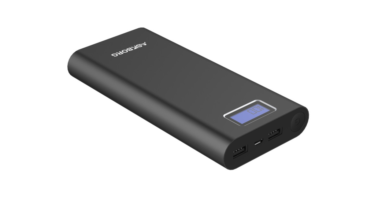 AskBorg ChargeCube 20,800 mAh Power Bank Review