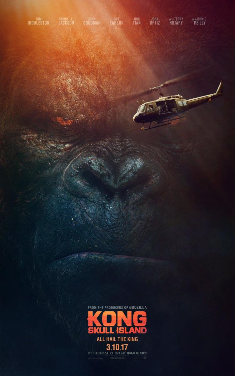 """Kong: Skull Island"": A Millennial's Movie Review"