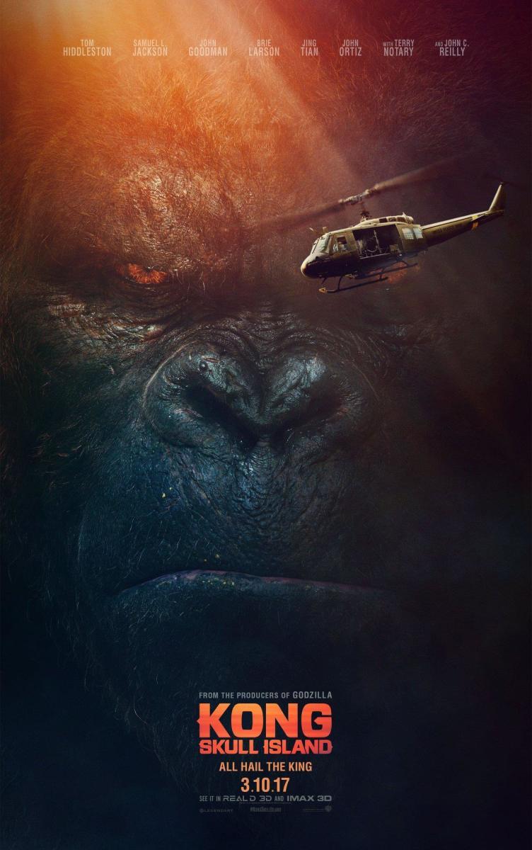 """Kong: Skull Island"": A Millennial's Movie Review"