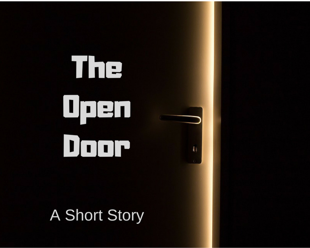 The Open Door: Flash Fiction