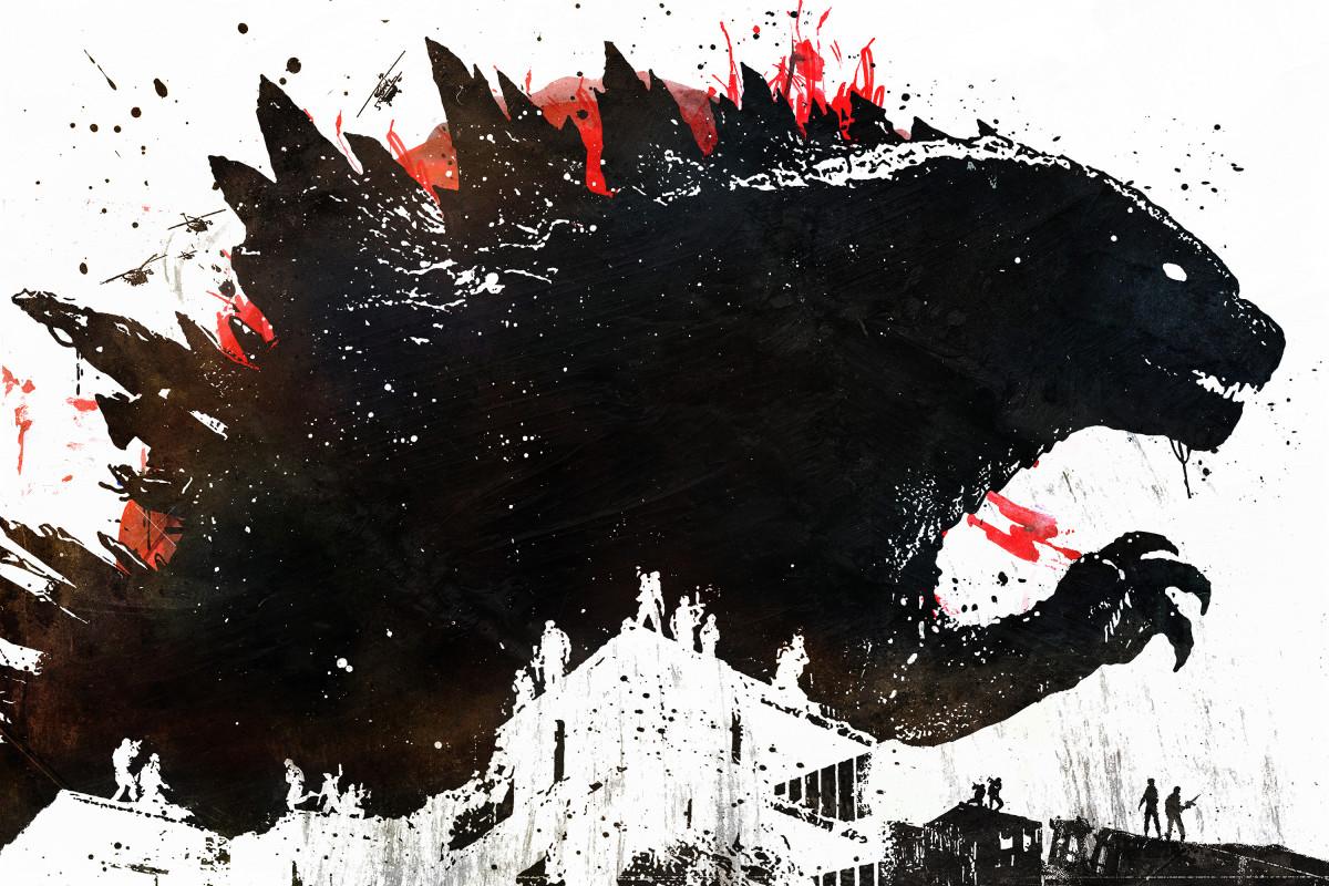Wallpaper Illustration Graphic Design Roar Movie: Top 6 Strongest Godzilla Monsters