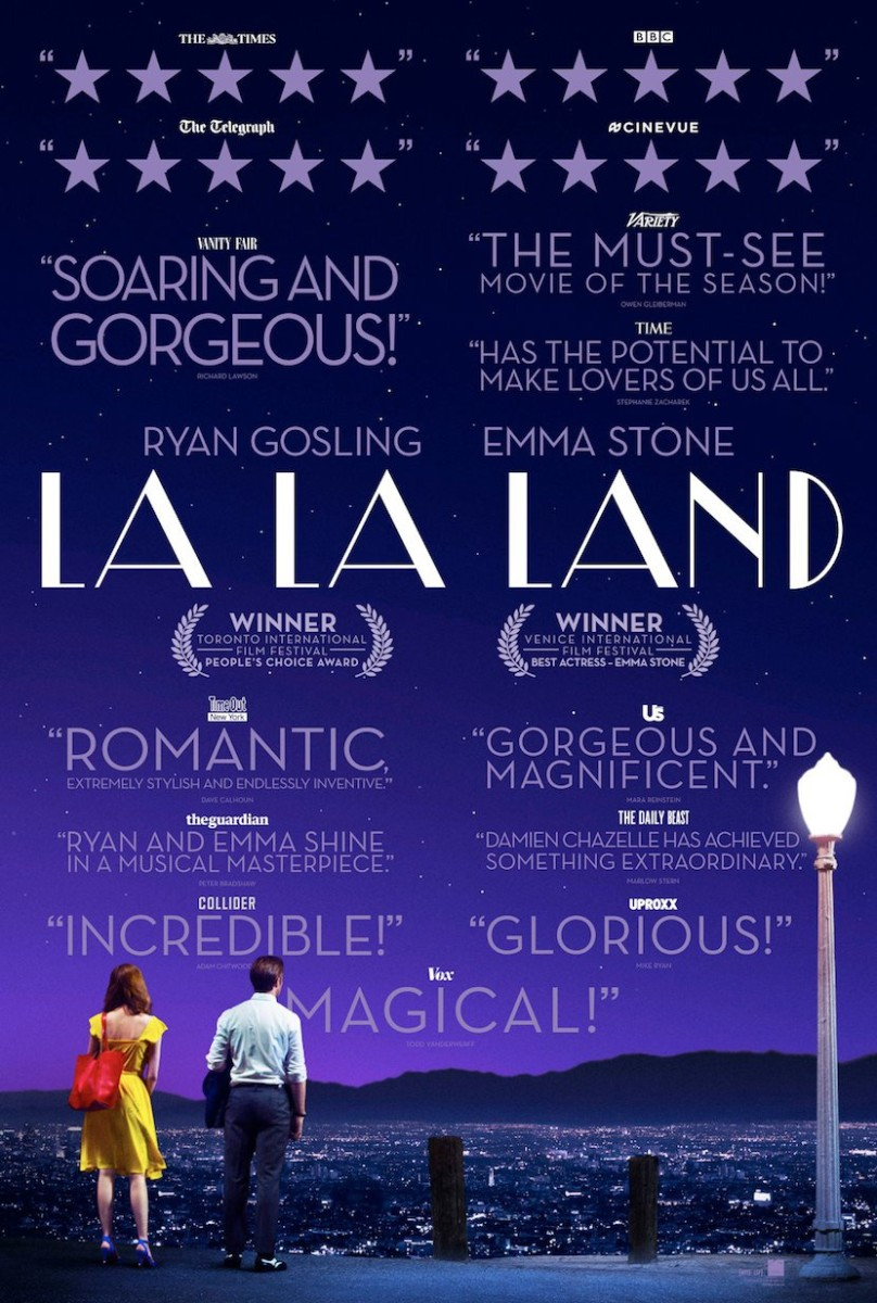 La La Land: A Millennial's Movie Review