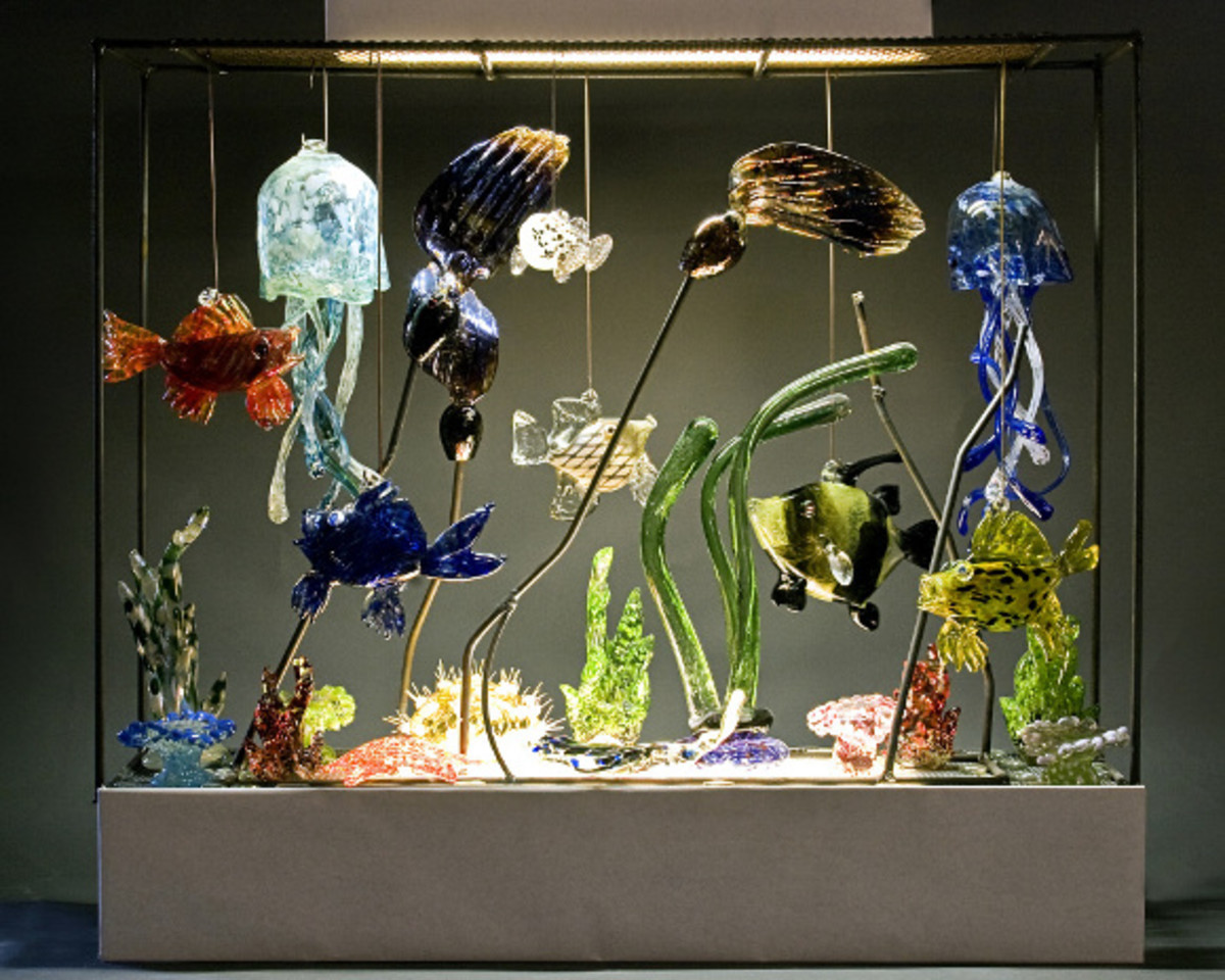 The Art of Glass Making
