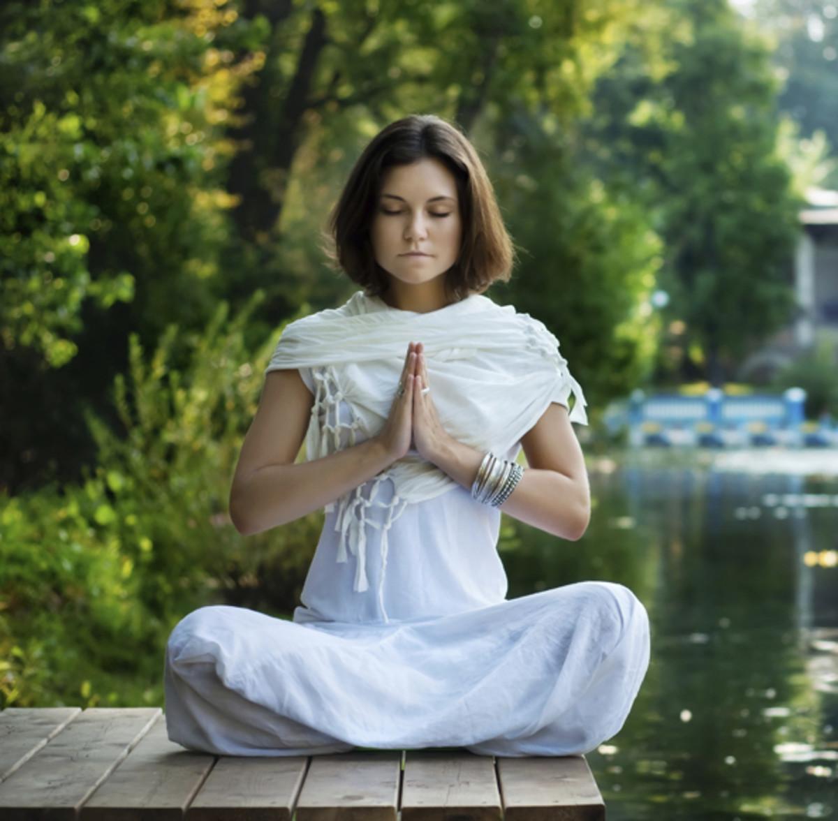 Master the zen-like art of not caring.