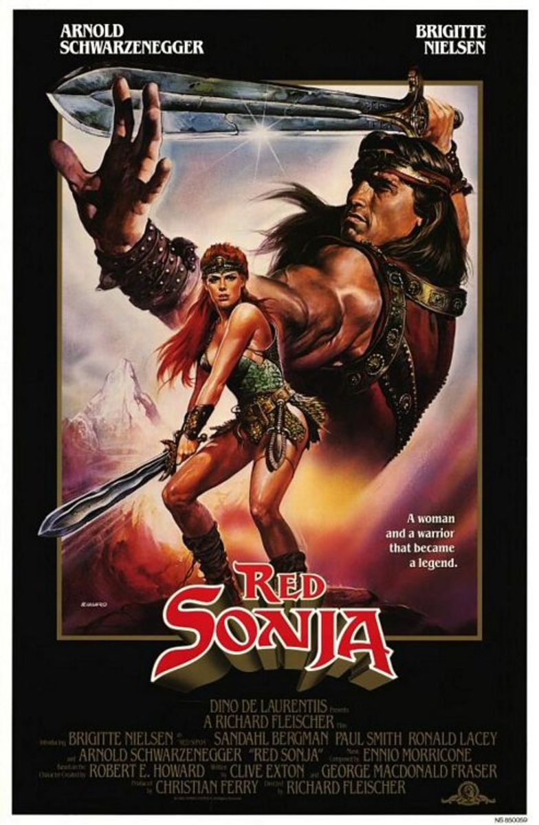 Should I Watch..? Red Sonja