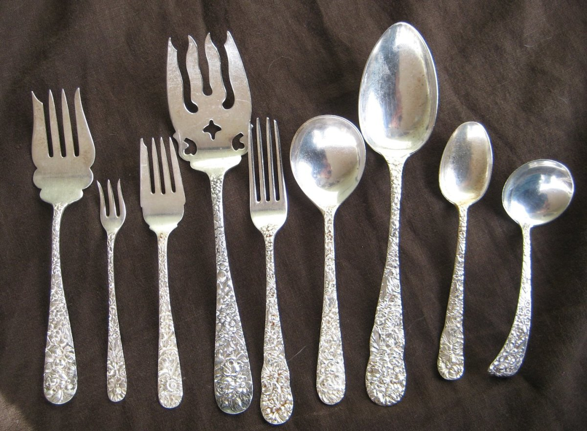 Collecting Vintage Sterling Silver And