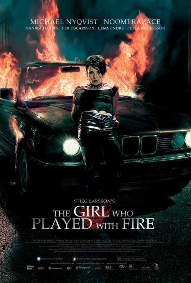 Should I Watch..? The Girl Who Played With Fire