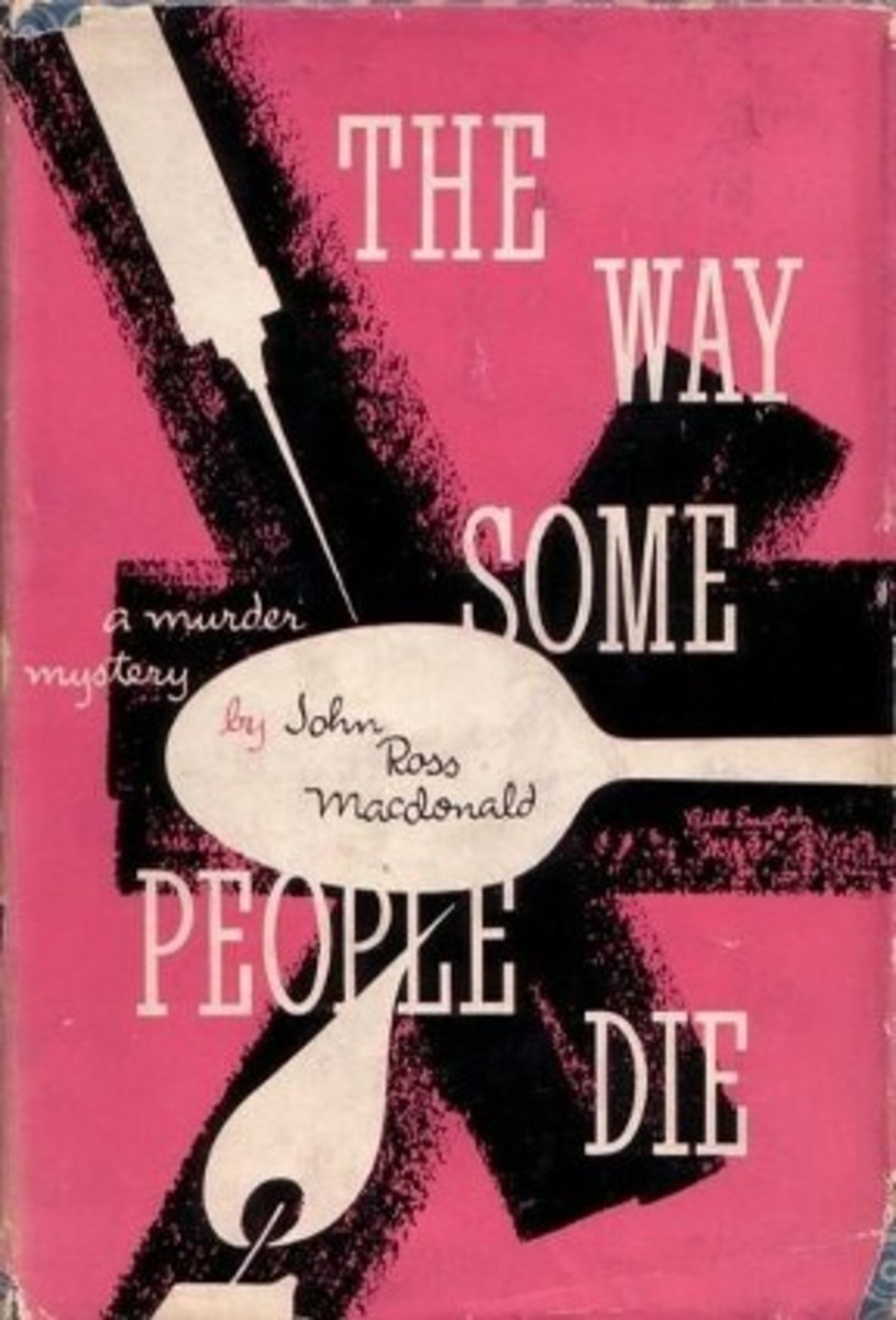 The Way Some People Die, First Pocket Book edition, 1952.