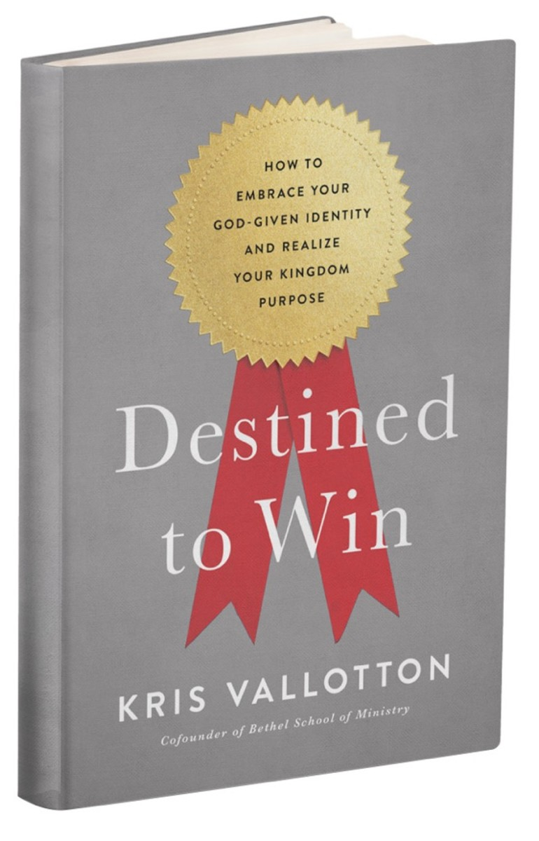 Book Review: Destined to Win by Kris Vallotton (2017)