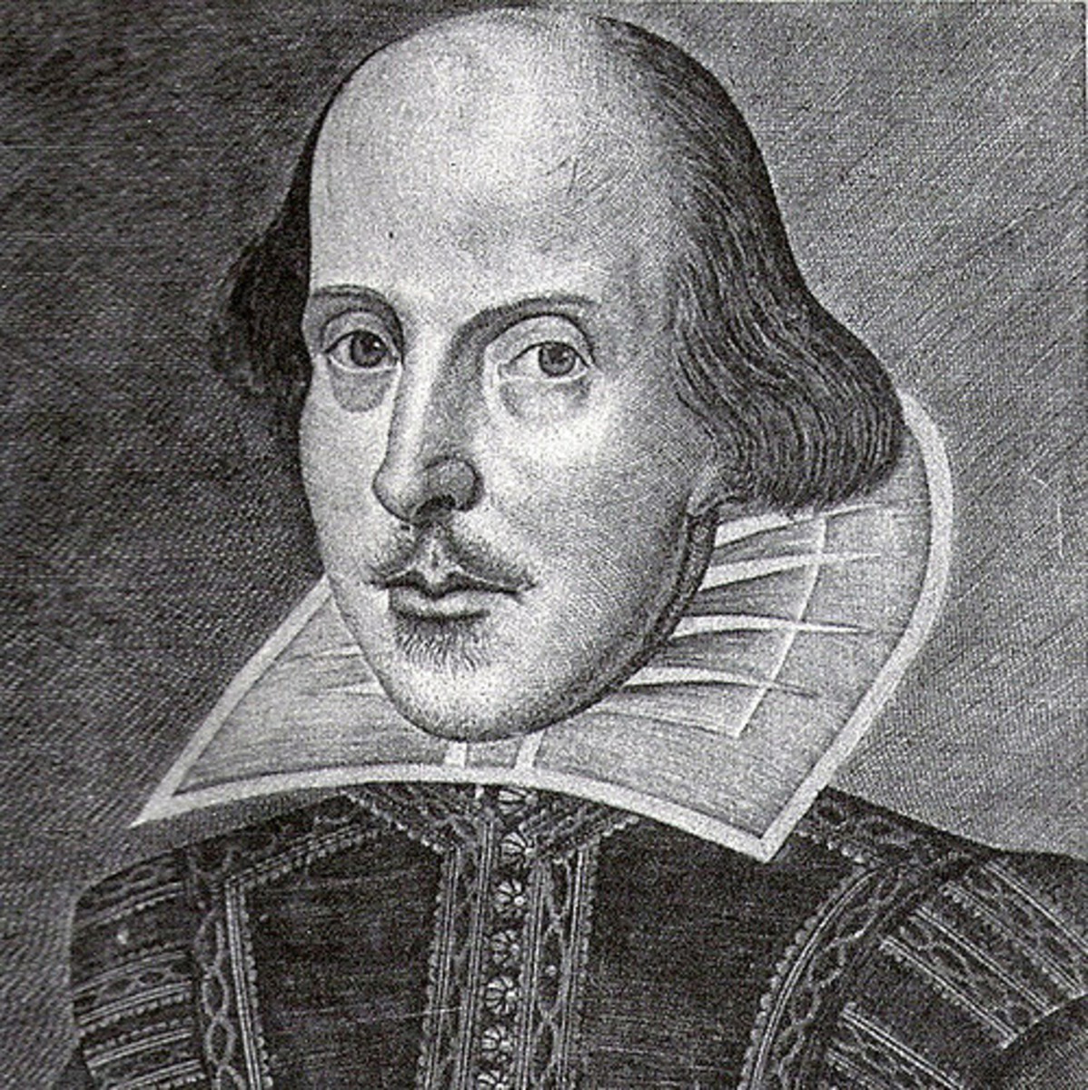 William Shakespeare, 1564-1616.