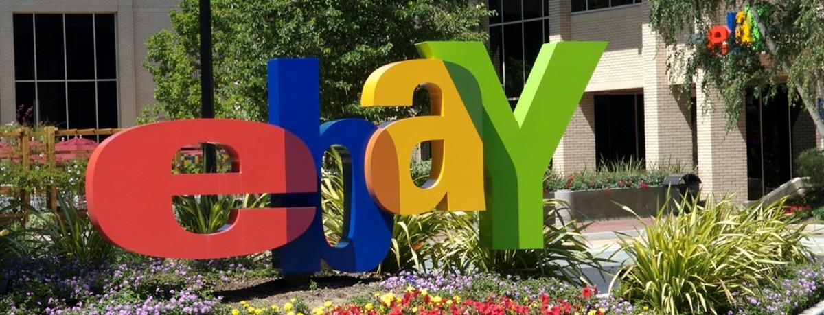 eBay Office Sign