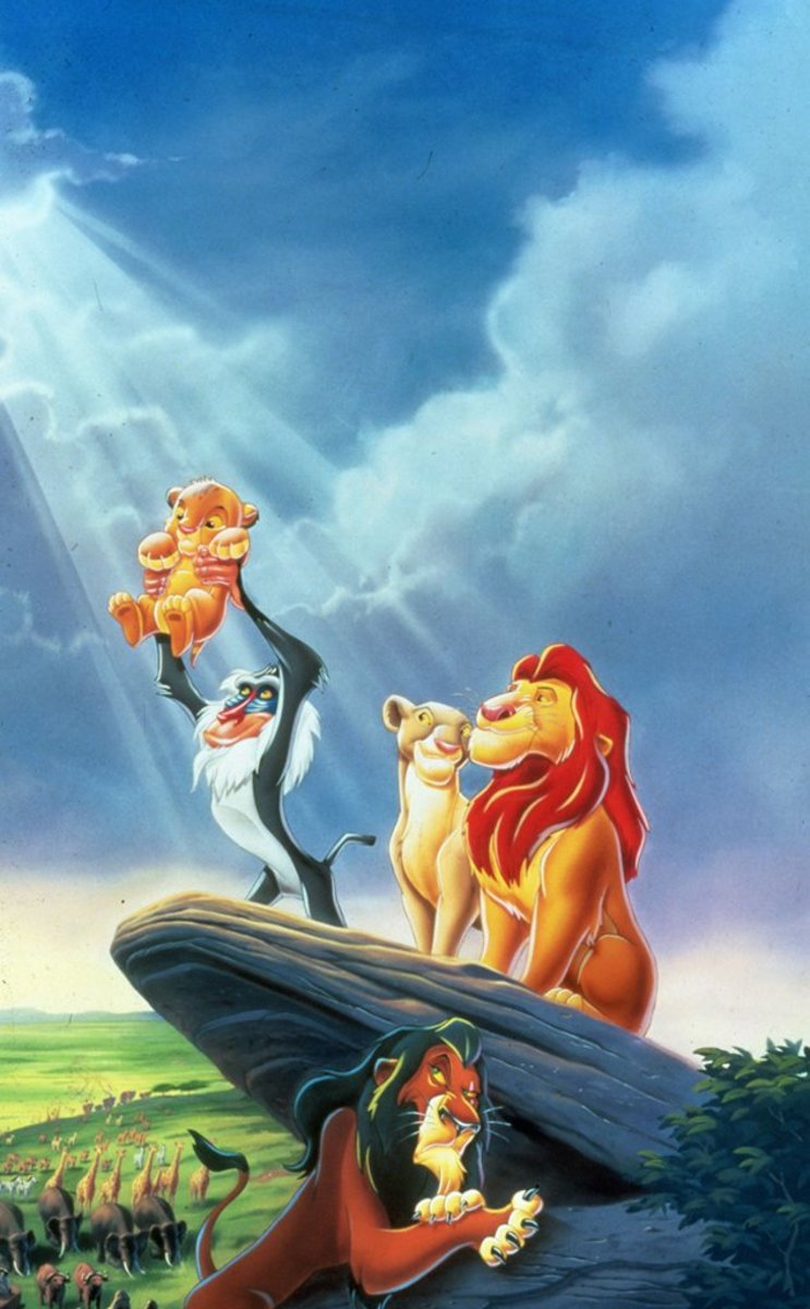 The Lion King Theory: Is Simba Jesus?