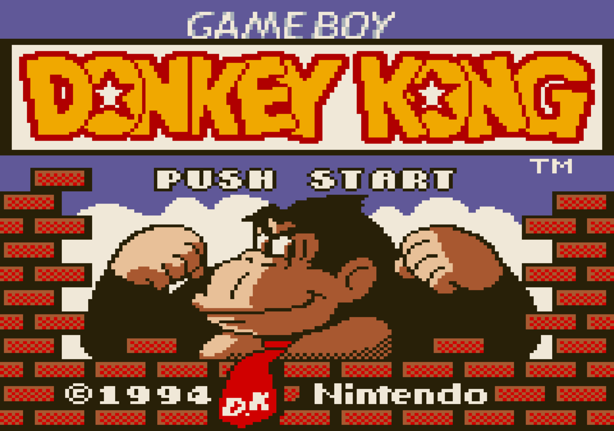 Why is Donkey Kong (94) SO Genius?