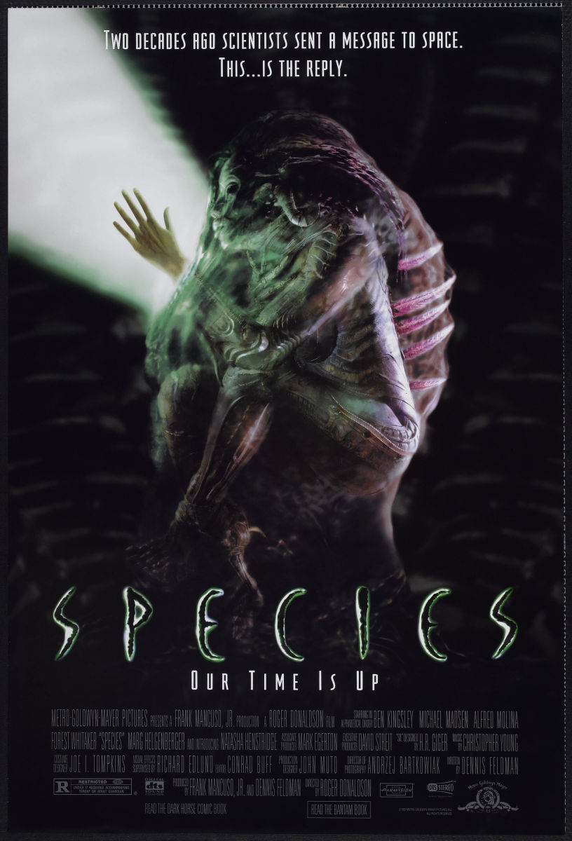 Should I Watch..? 'Species'