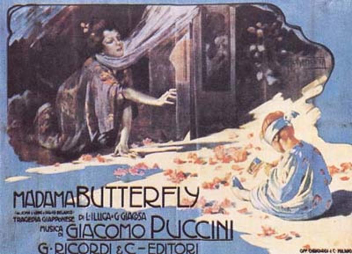 the first performance of Madame Butterfly took place at La Scala Milan in 1904.