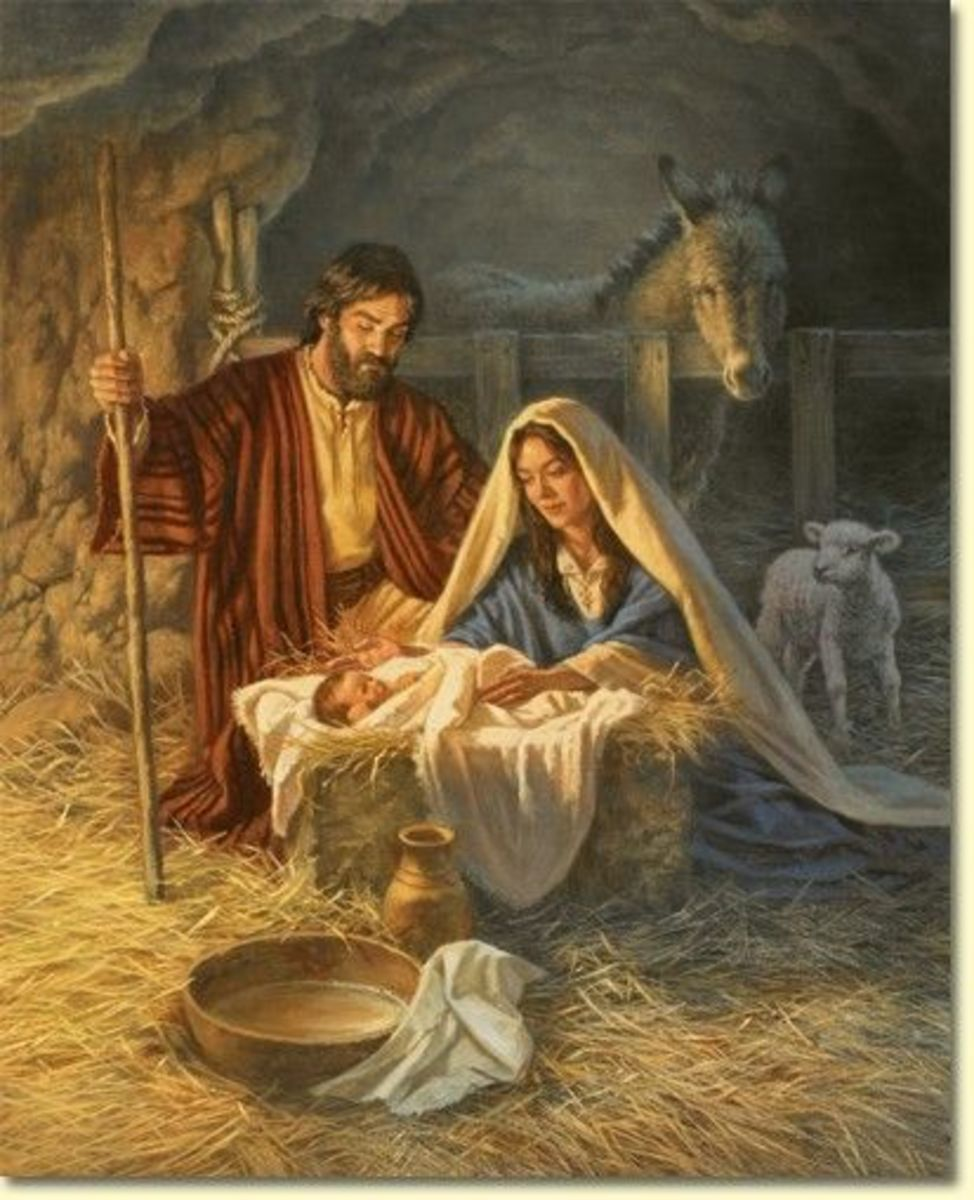 an analysis of the birth and life of jesus christ The birth of jesus (matthew 1:18-25) is about the birth of jesus the christ the dreams at the birth of jesus are clearly revelation.