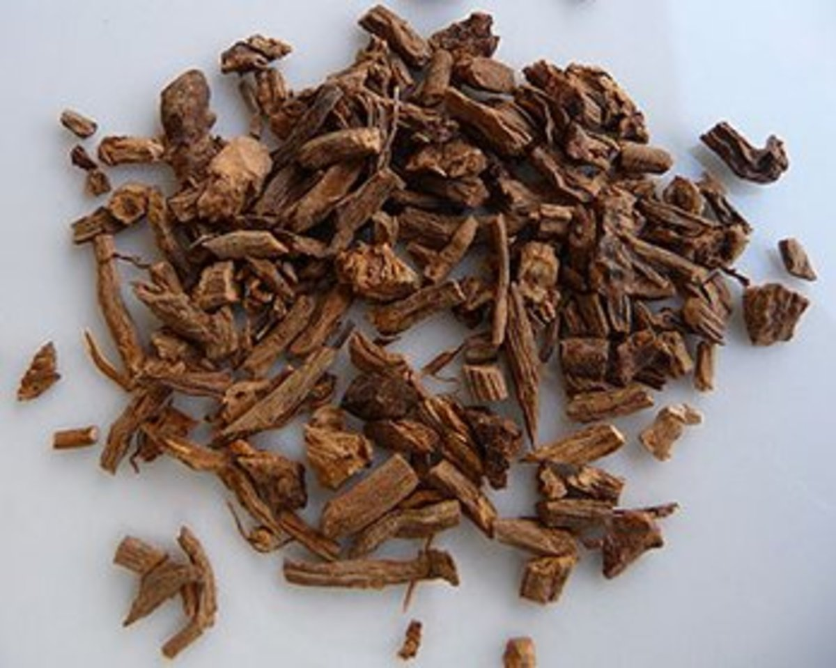 Dried Valerian Root