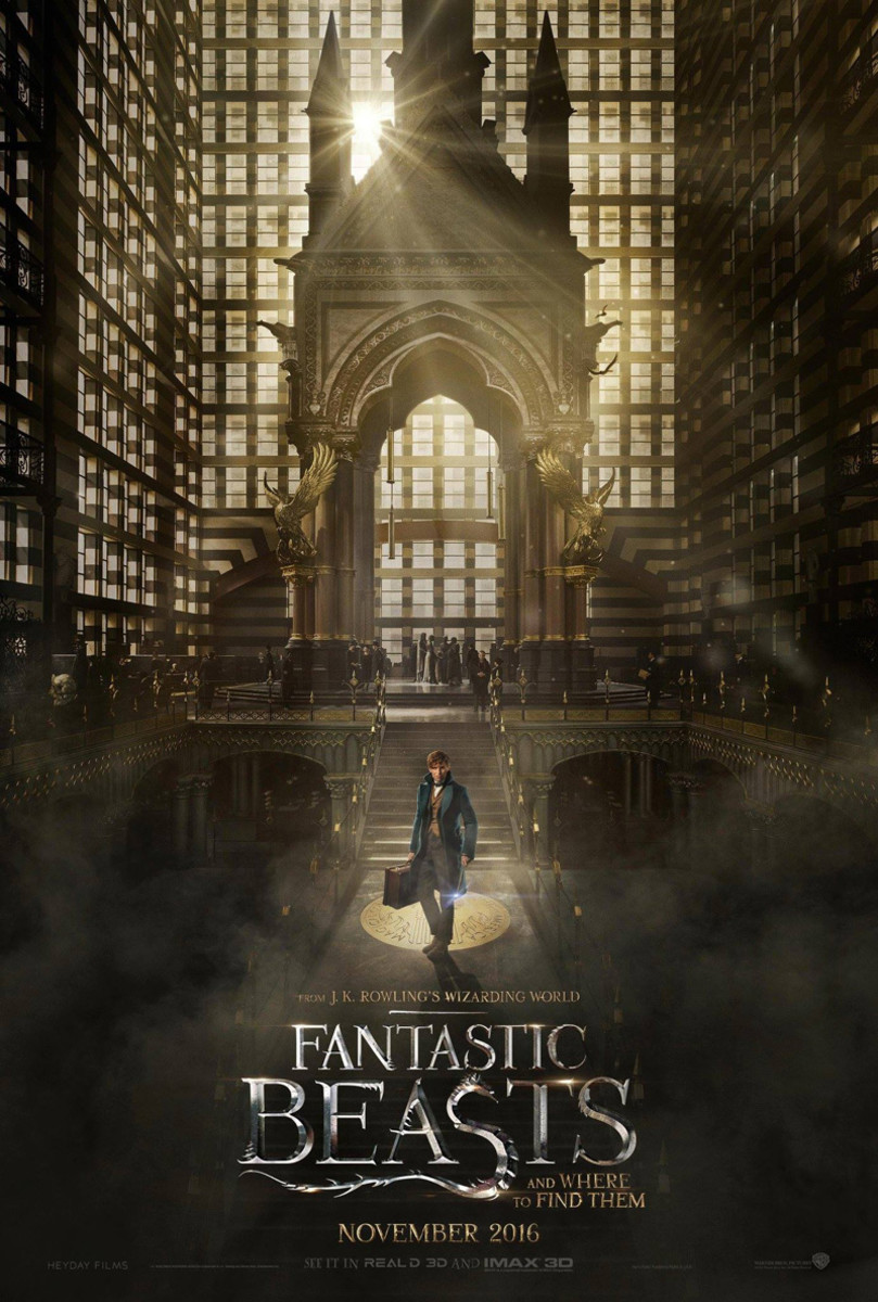 """Fantastic Beasts and Where to Find Them"" Spoiler Review"