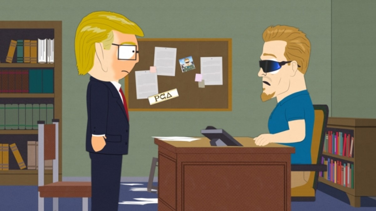 Why Season 20 of South Park Was Bad