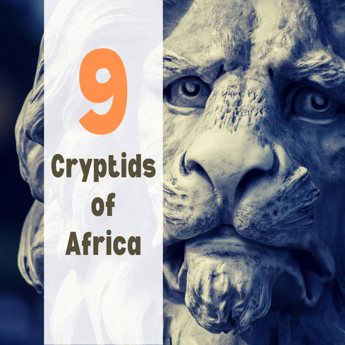 Learn about nine legendary creatures in Africa, from the lion-like Marozi to the Mamlambo river monster.