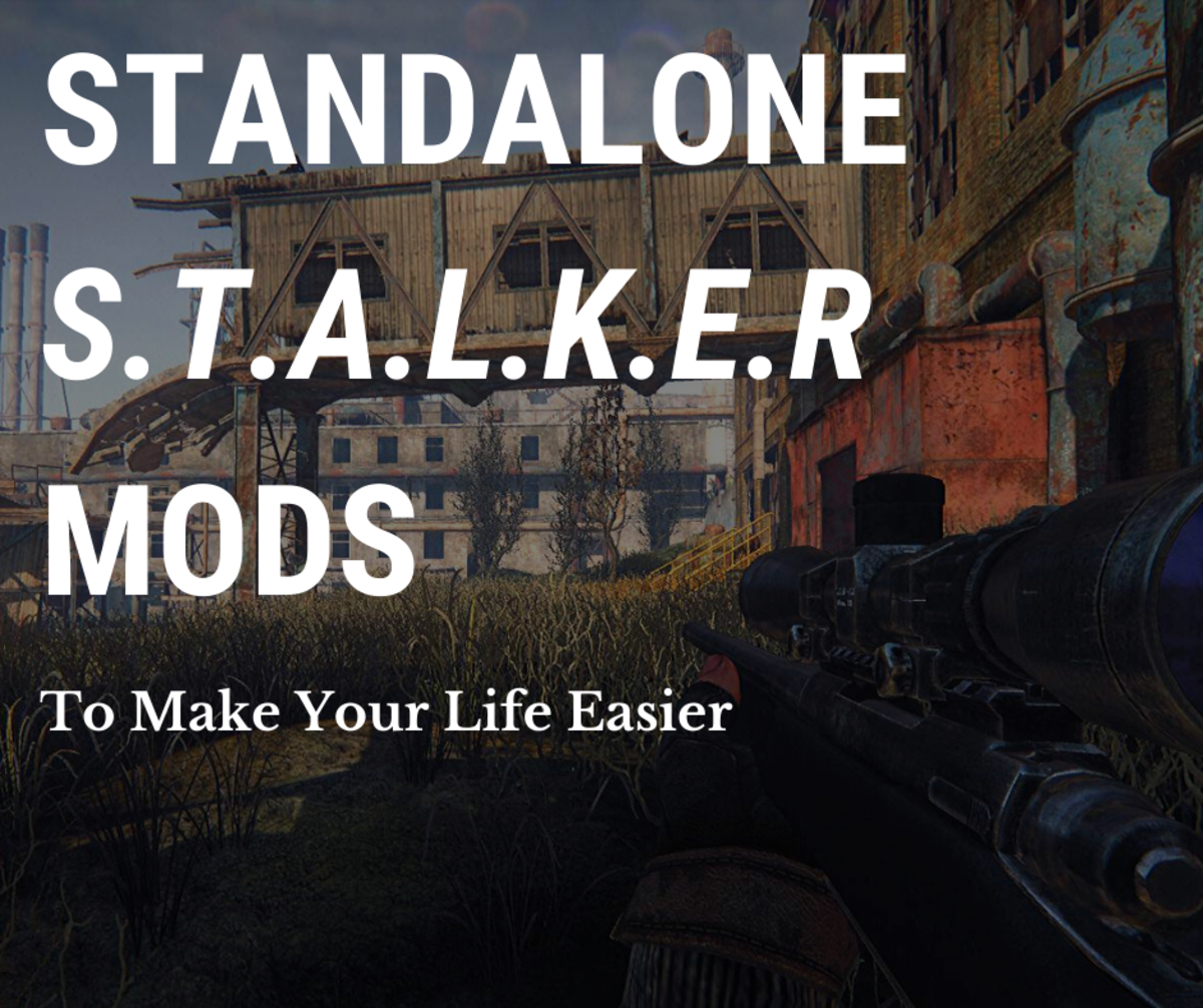"""Refresh your """"S.T.A.L.K.E.R"""" gameplay with one of these standalone mods!"""