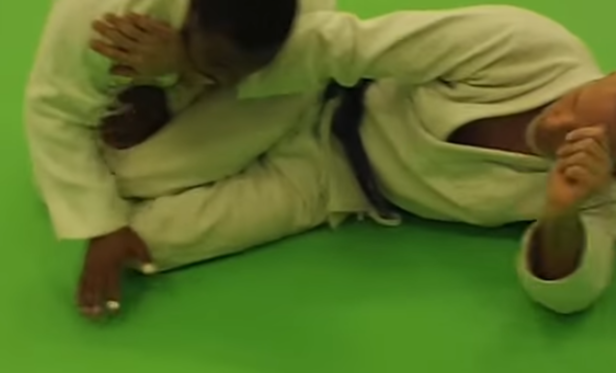 Preventing the Guard Pass in BJJ