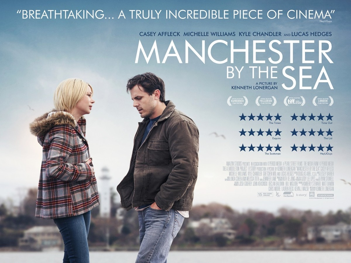 "Road to the Oscars: ""Manchester by The Sea"" Review"