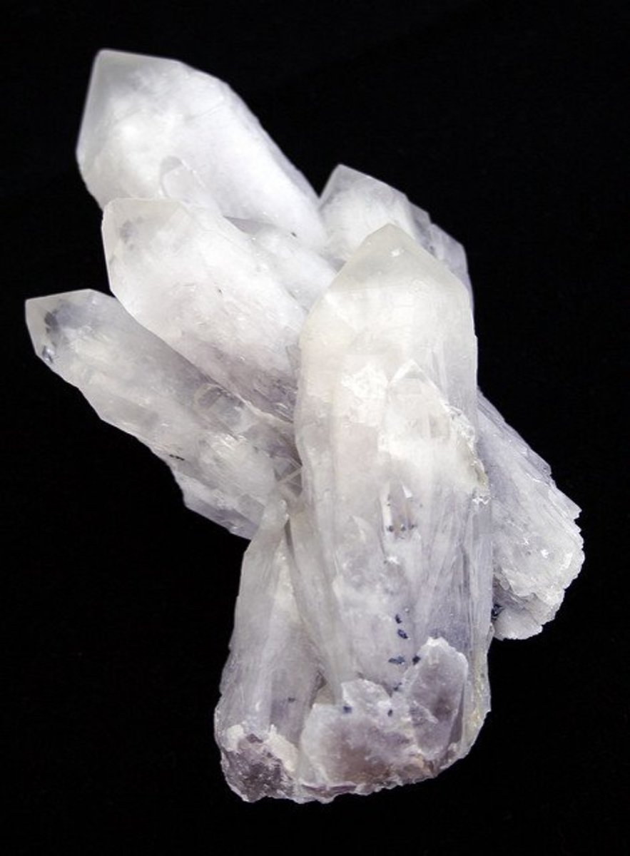 Crystals can be used to attract love into our lives.