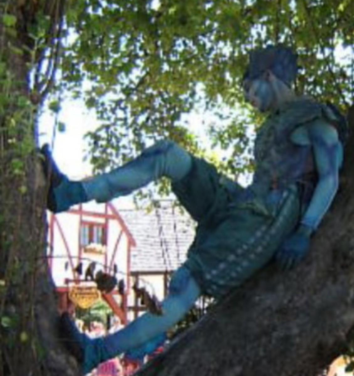 Elves, Faerys, Dwarves, Trolls and the Thunder Gods