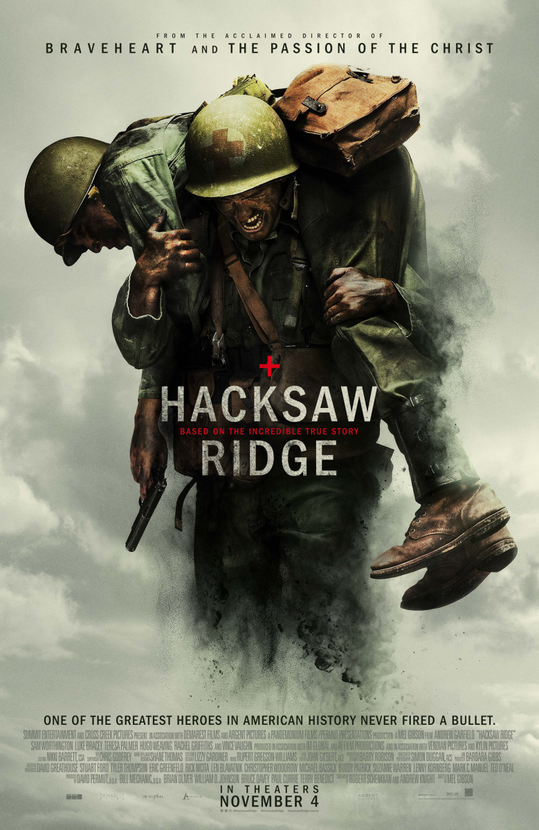 "Road to the Oscars: ""Hacksaw Ridge"" Review"