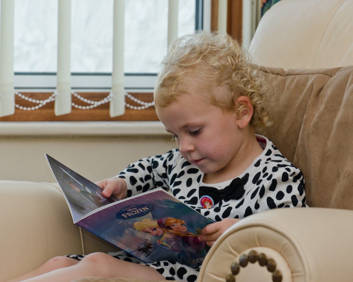 Why do some children enjoy reading while others don't?