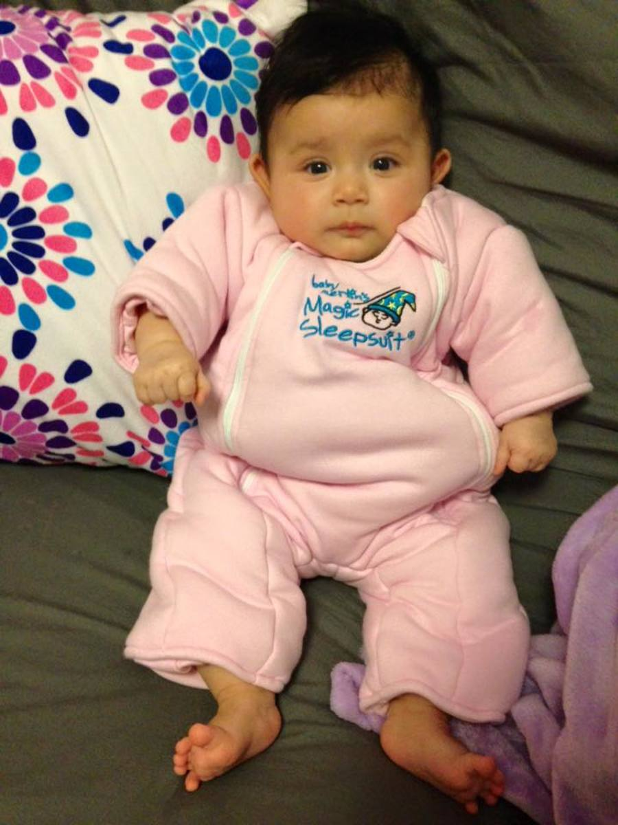 Baby Merlin's Magic Sleepsuit Review–My Honest Opinion