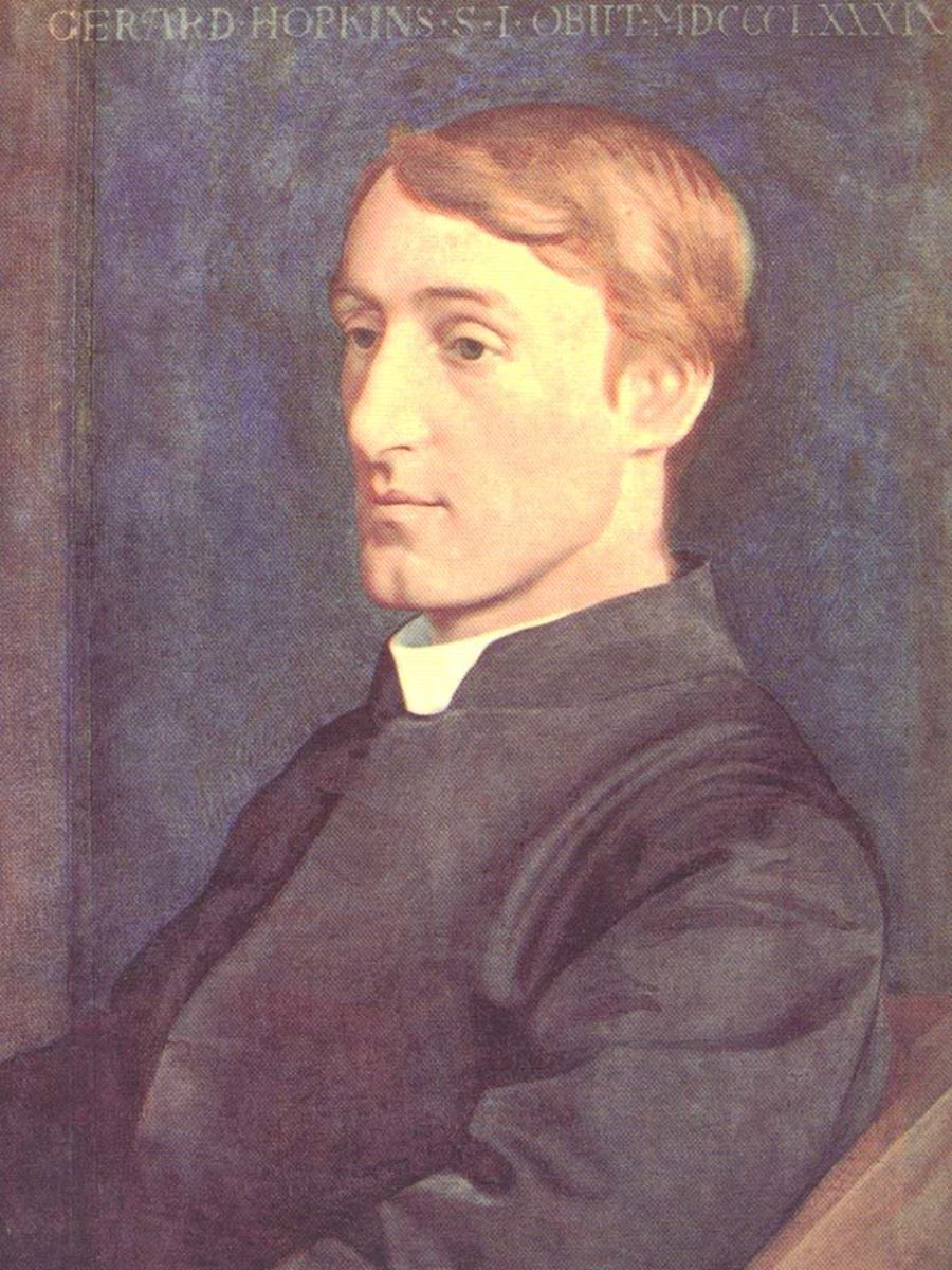 Image result for gerard manley hopkins