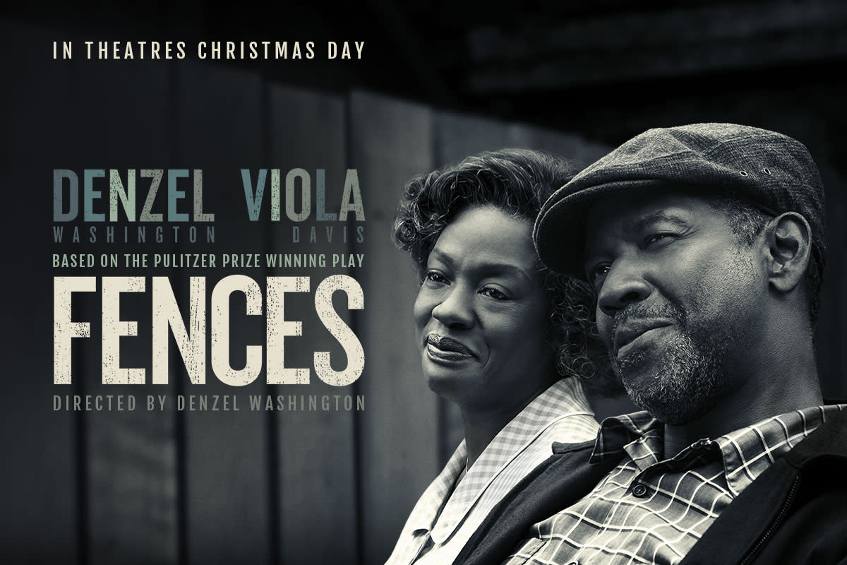Road to the Oscars: 'Fences' Review