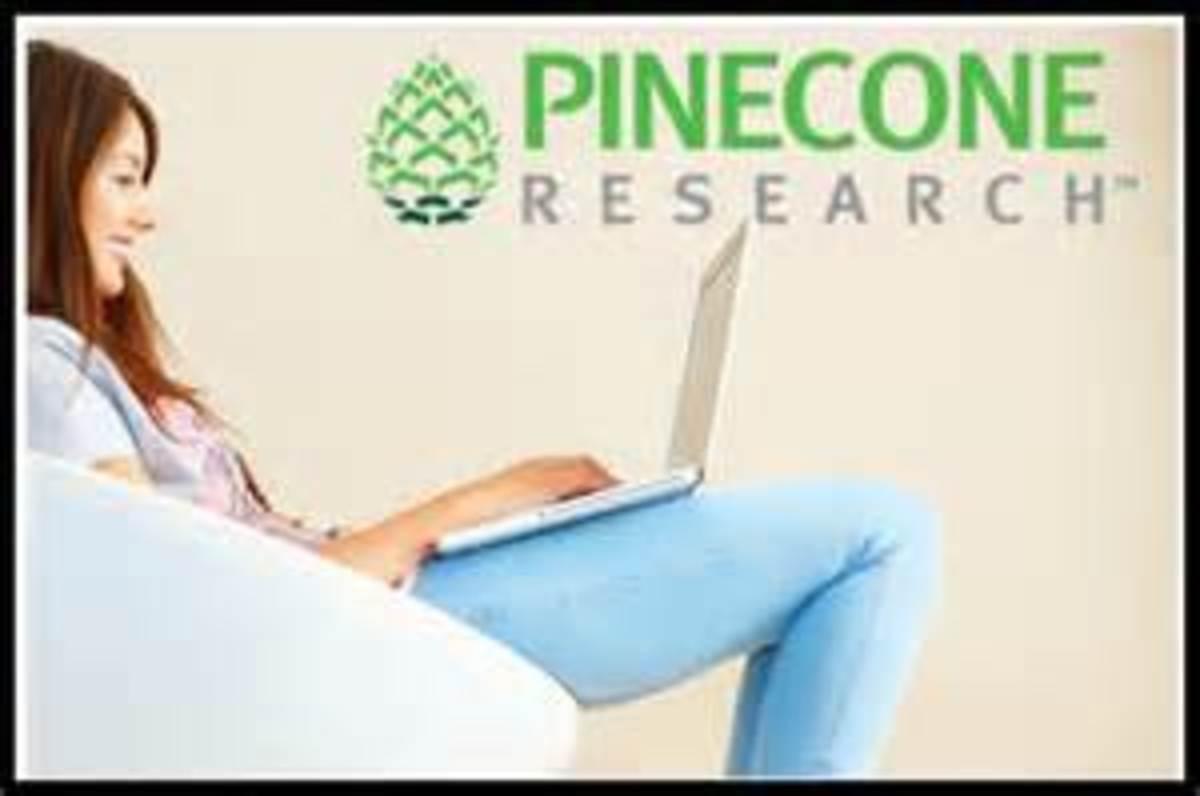 Pinecone Research Review: Make Money Online With Surveys