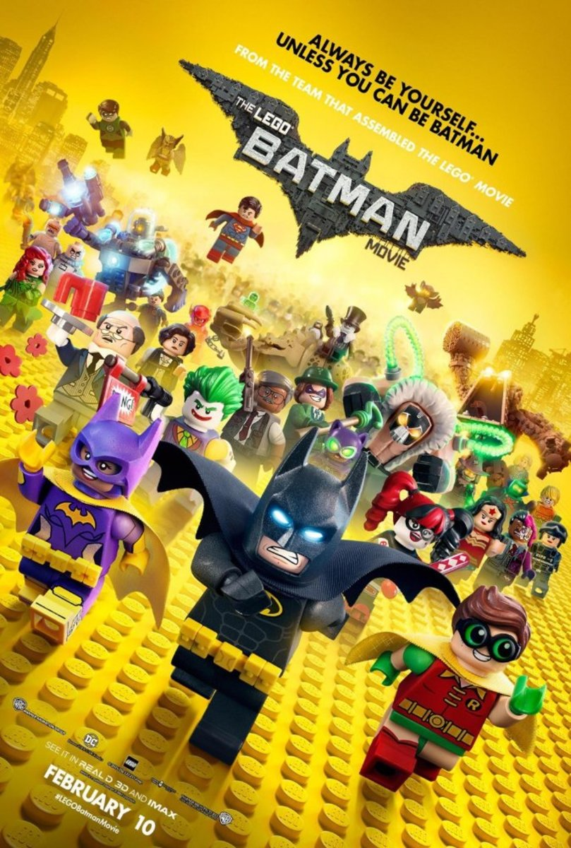 A Review of The LEGO Batman Movie