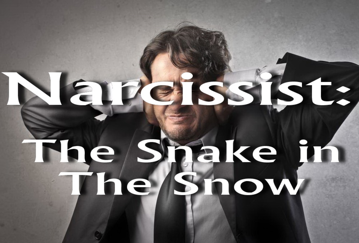 Narcissist: The Snake in the Snow
