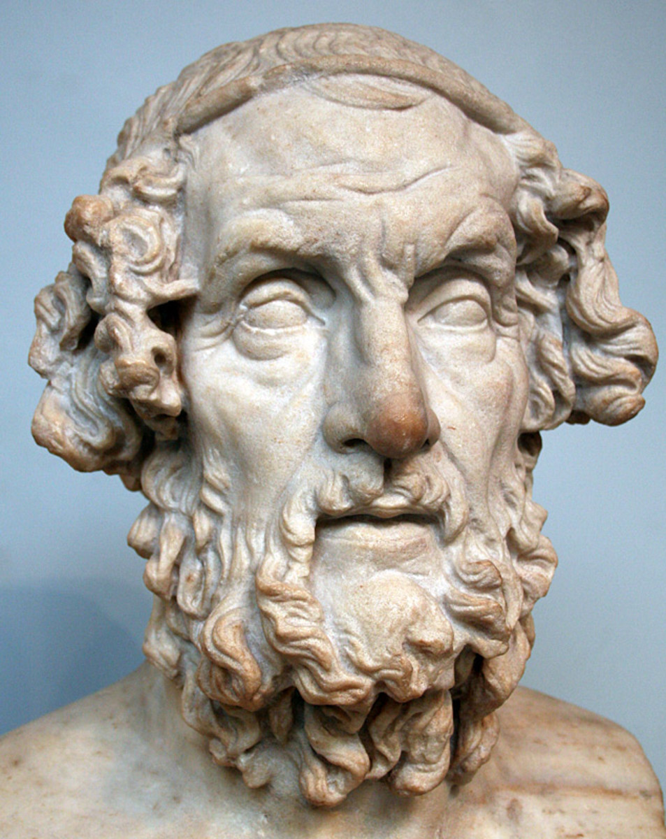 Homer's Epics: Culture Began with Poetry
