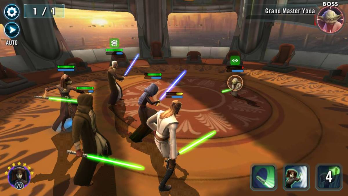 Star Wars Galaxy of Heroes: Yoda Grandmaster's Training Event Tips