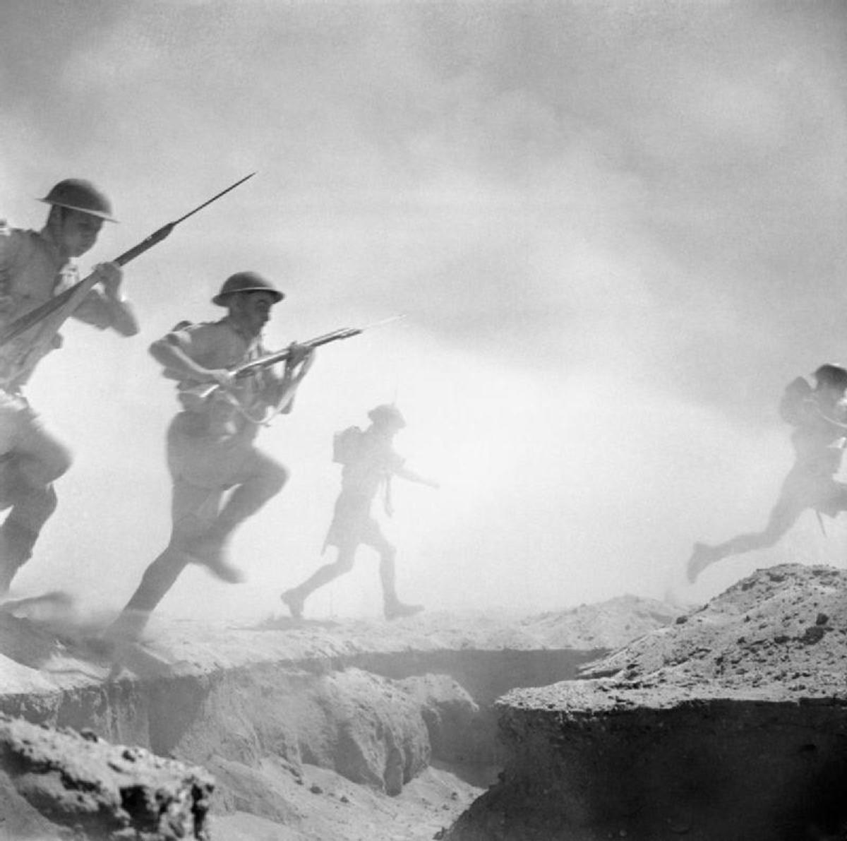 Alamein to Zem Zem: WWII Desert War Diary