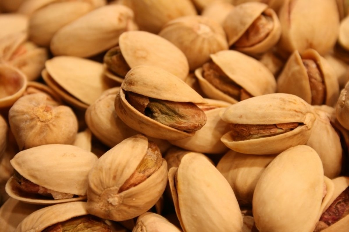 5 Reasons You Should Be Eating More Pistachios