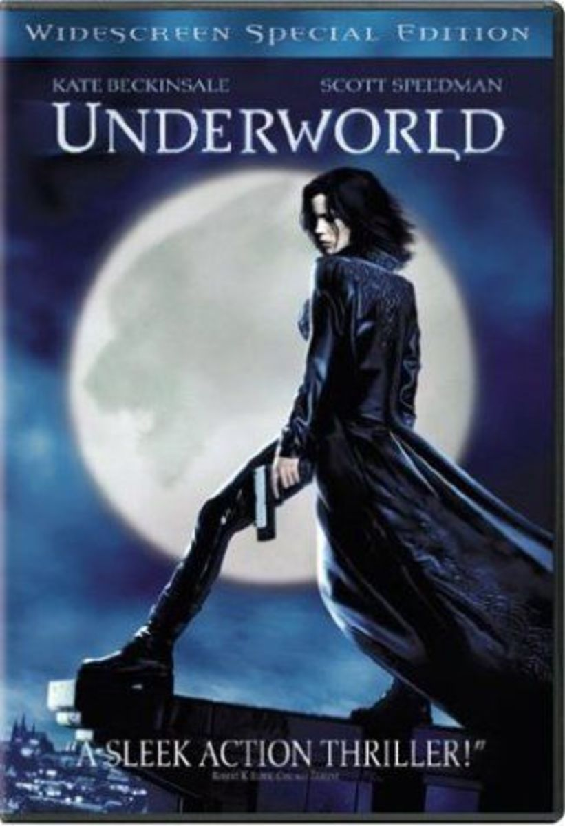 Should I Watch..? 'Underworld'